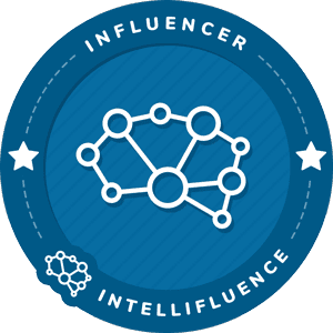 Mirielys Perez's Intellifluence Influencer Badge